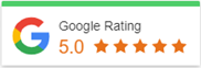 Google rating icon