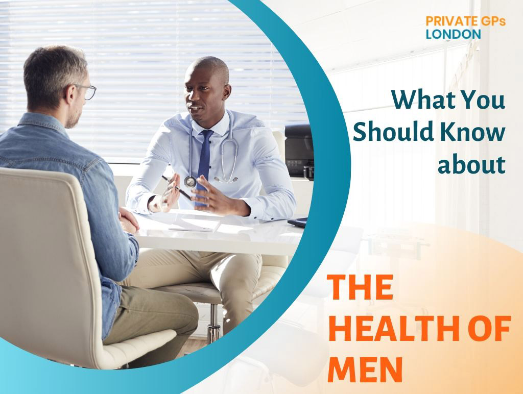 Everything You Should Know about the Health of Men