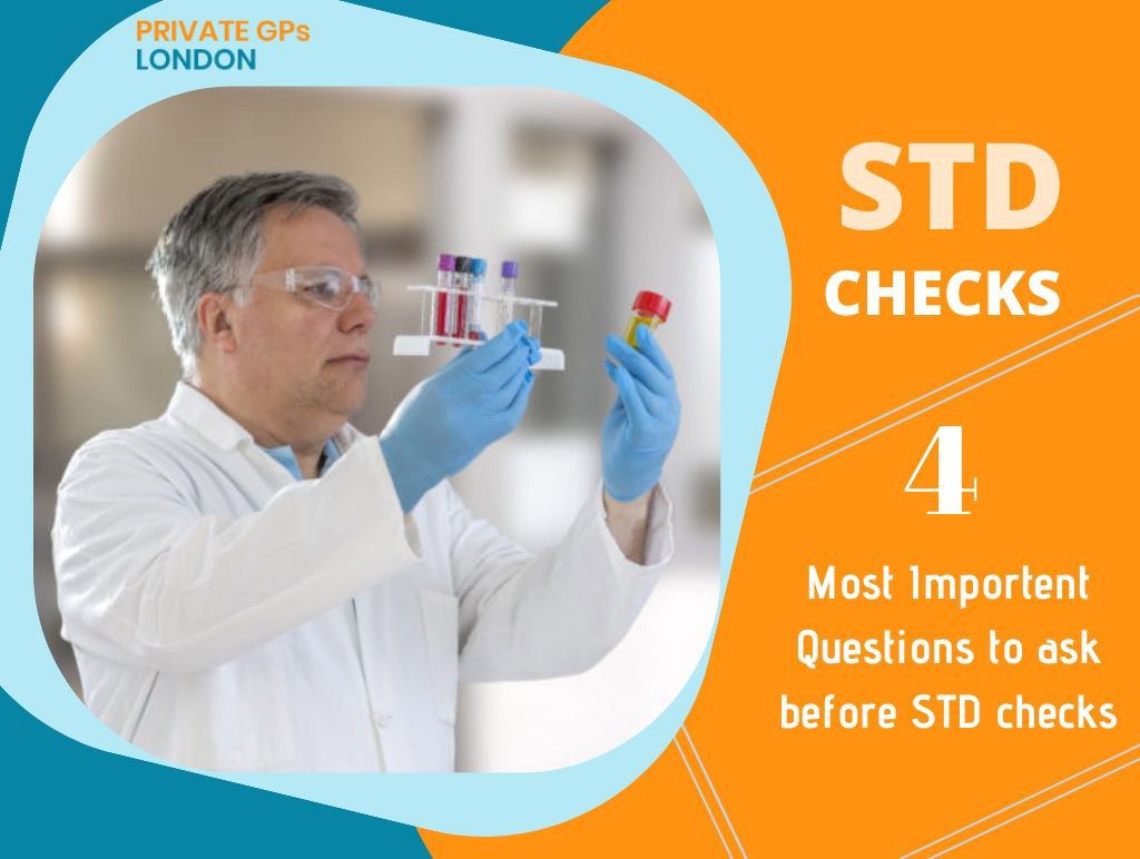 Questions to Consider Prior to Your STD Checks